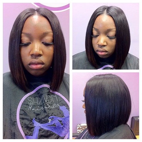 Bob Hairstyles For African American Hair