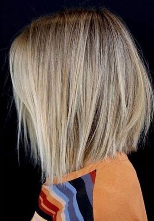 Lob Hair Cuts With Layers