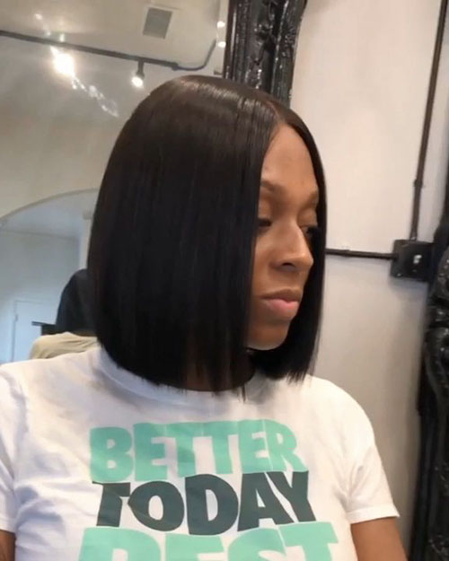 African American Bob Hairstyles 2019