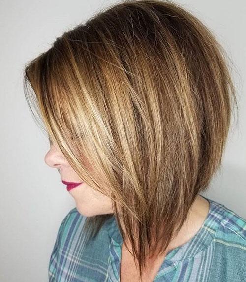 Medium Bob Haircut