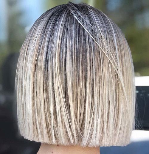 Blunt Bob Haircuts
