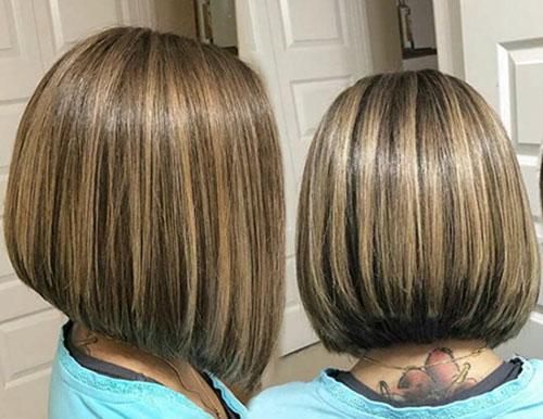 25 Classy And Trendy Medium Length Bob For Women Bob Hairstyles Haircuts