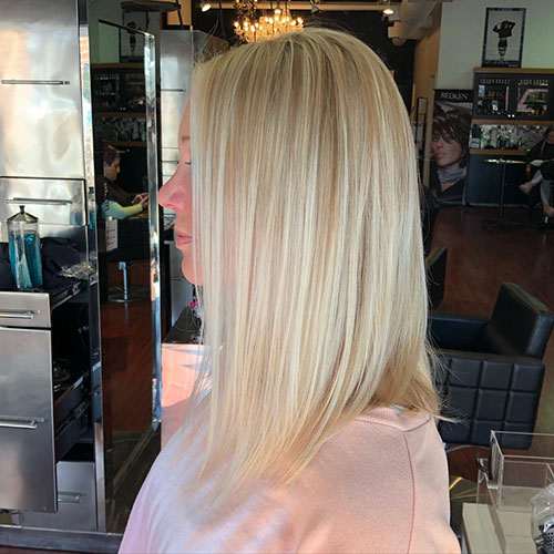 Long Hair Bob Haircuts