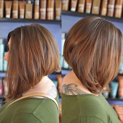 Angled Bob Haircut Pictures