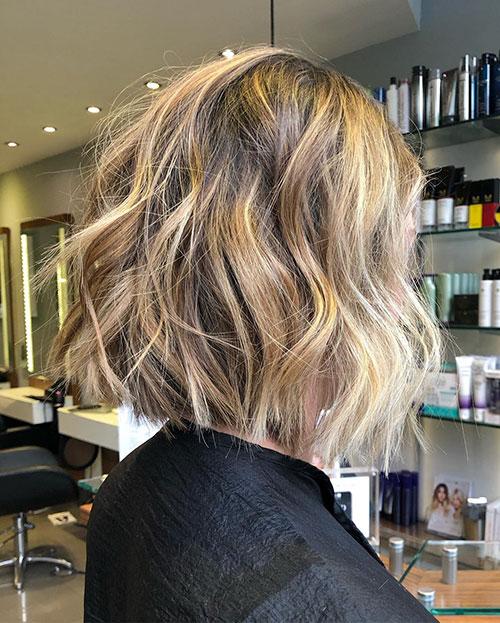 Best Layered Bob Haircuts