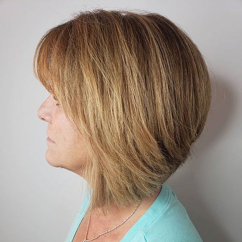 Inverted Bob Hair Styles