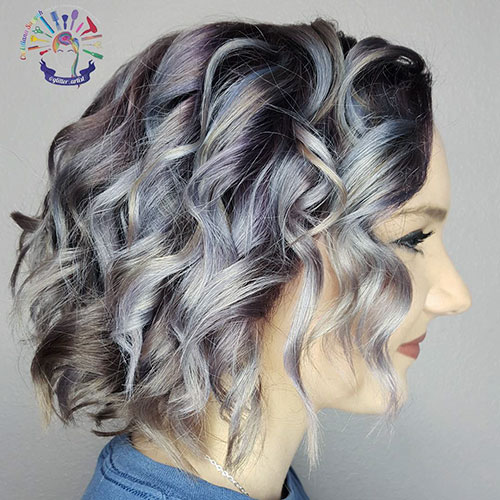 Bob Style Haircuts For Curly Hair