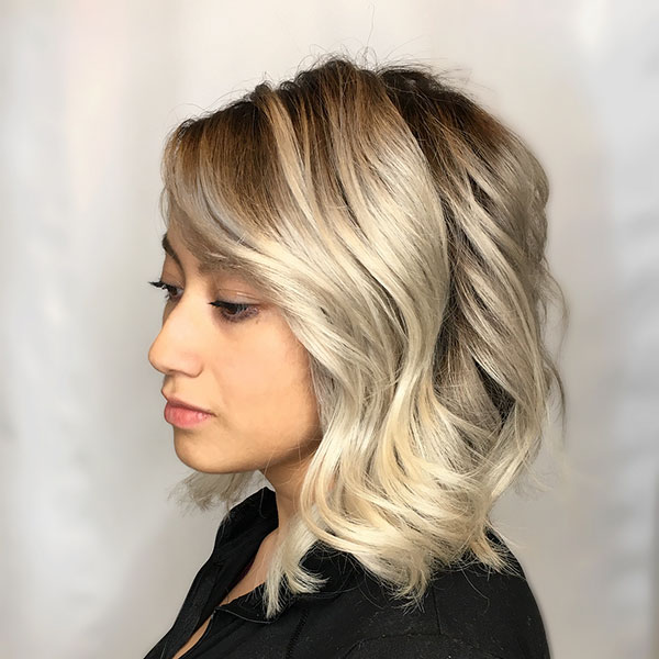 Images Of Wavy Bob Hairstyles