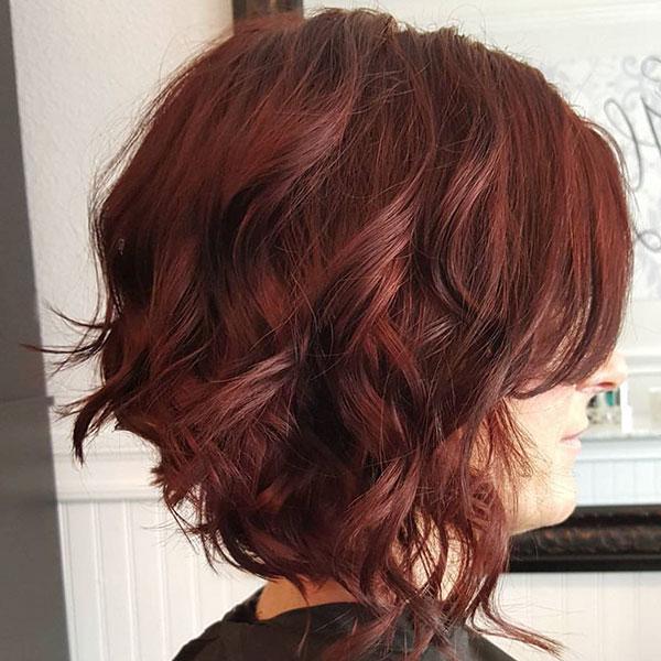 Bob Haircuts For Wavy Hair