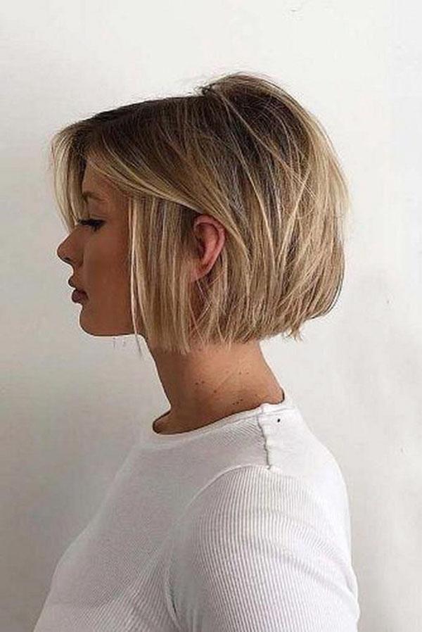 Bob Haircuts For Straight Hair