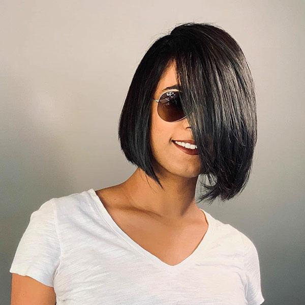 Straight Bob Hairstyle Ideas