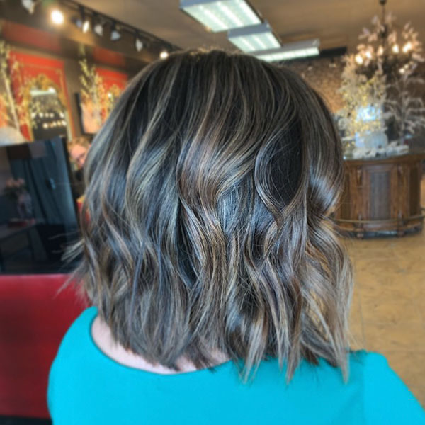 Layered Bob Haircuts For Medium Hair