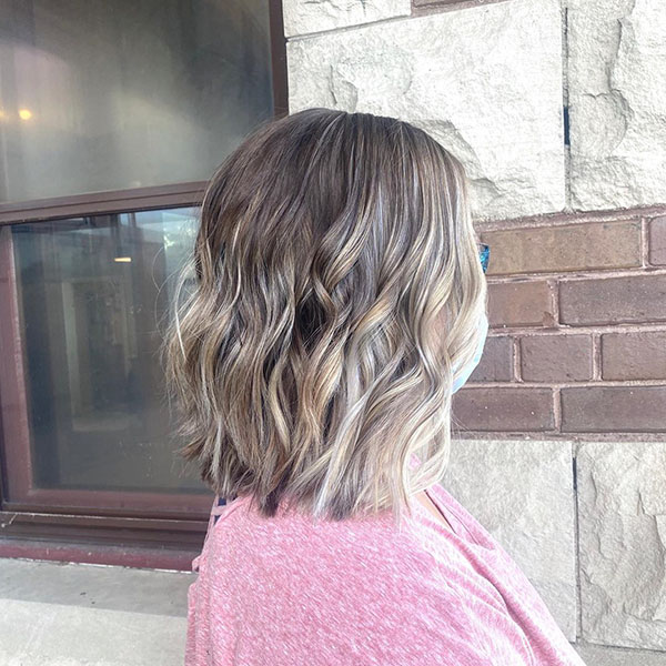 New Medium Layered Bob Haircuts