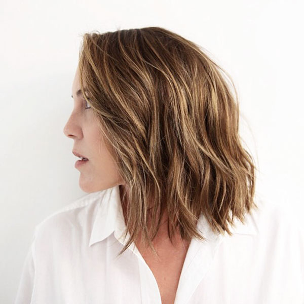 Pics Of Medium Layered Bob Hairstyles