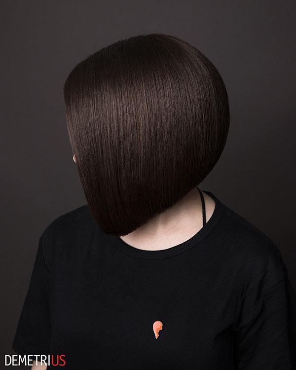 Hairstyles For Medium Graduated Bob