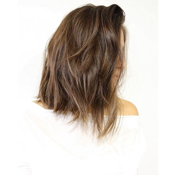 Medium Layered Bob