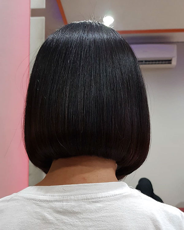Short Straight Bob Cut Pictures