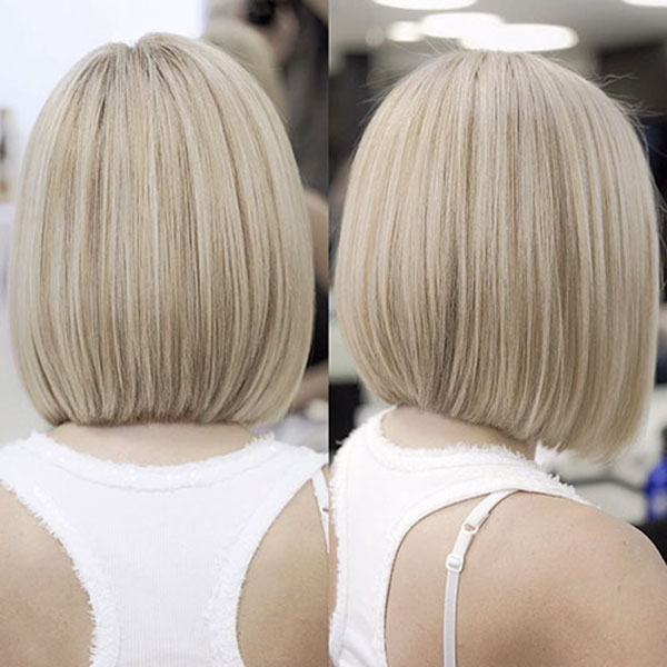 Blunt Bob Haircuts For Medium Hair
