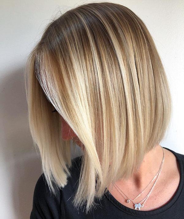 Medium Length Bob Haircuts