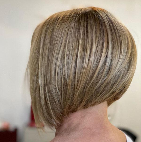 Angled Bob Hairstyles For Short Hair