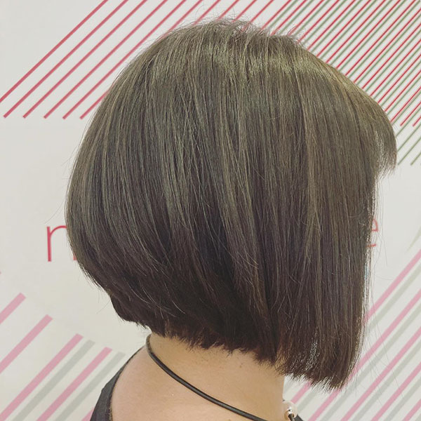 Short Straight Bob Cuts