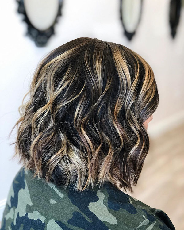 Latest Medium Layered Bob Hairstyles